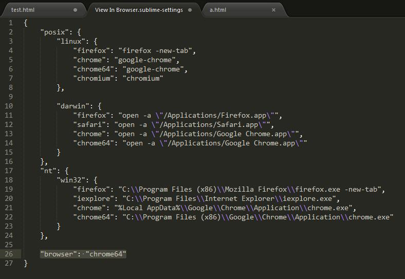 web开发时自动刷新网页:liveReload