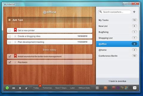 桌面应用开发工具包TideSDK试用