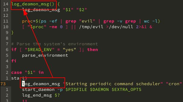 Linux下的Rootkit驻留技术分析